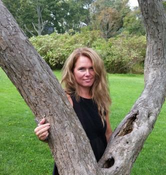 Rockport jen at tree